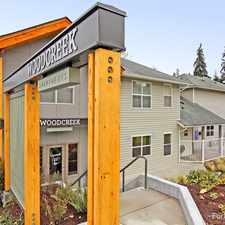 Rental info for Woodcreek