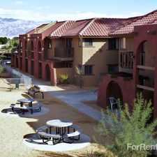 Rental info for Arches La Quinta in the Indio area