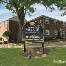 Rental info for Elmwood Village