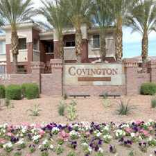 Rental info for The Covington in the Spring Valley area