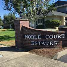 Rental info for Noble Court Estates