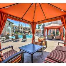 Rental info for Monarch at Shadowridge in the 92083 area