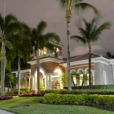 Rental info for Gables Montecito in the Palm Beach Gardens area