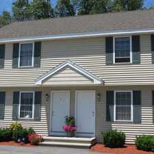 Rental info for Robbins Nest Townhomes