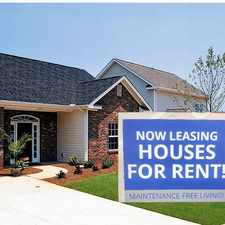 Rental info for Villas at Peacehaven Houses for Rent in the Winston-Salem area