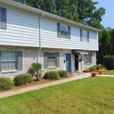 Rental info for Legacy at Sedgefield in the Greensboro area