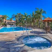 Rental info for Rancho Monte Vista Apartment Homes