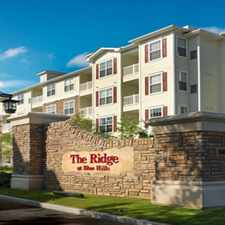 Rental info for The Ridge at Blue Hills in the Braintree Town area