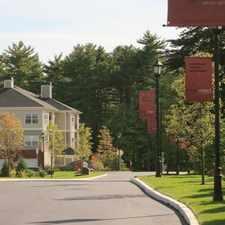 Rental info for Edgewood Luxury Apartments