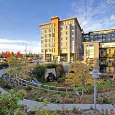 Rental info for Thornton Place Apartments in the Seattle area