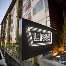Rental info for Link Apartments