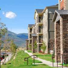 Rental info for Wasatch Commons (Brand New with Month and a Half FREE RENT)