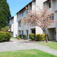 Rental info for Redwood Park in the Tacoma area