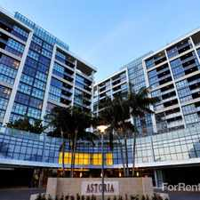 Rental info for Astoria At Central Park West