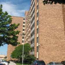 Rental info for Royal Oak Towers Senior Apartments in the Detroit area