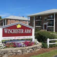 Rental info for Winchester Arms in the Rochester area