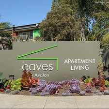 Rental info for eaves Seal Beach in the Long Beach area