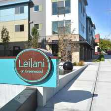 Rental info for Leilani on Greenwood in the Seattle area