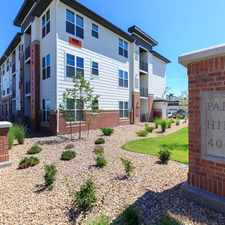 Rental info for Park Hill 4000 in the Denver area