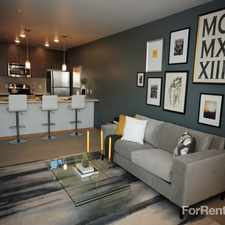 Rental info for 525 at the Enclave