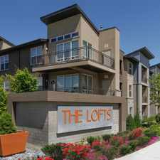 Rental info for The Lofts at 7800