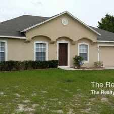 Rental info for 1419 Kissimmee Dr