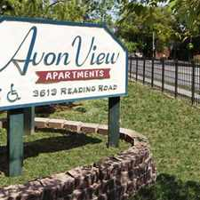 Rental info for Avon View Senior Apartments in the Avondale area