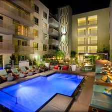 Rental info for The Hesby in the Los Angeles area