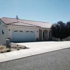 Rental info for HOME WITH BEAUTIFUL VIEWS!!