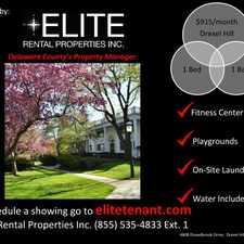 Rental info for 4804 Drexelbrook Drive