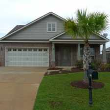 Rental info for Brick Home in South Foley!