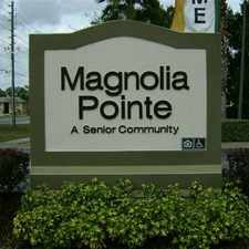 Rental info for Magnolia Pointe in the Orlando area