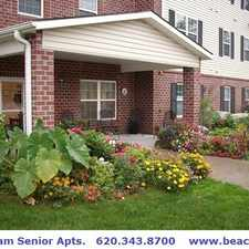 Rental info for 2 BEDROOM APT. FOR SENIORS 55+ AT WYNDAM PLACE, YOU WILL LOVE IT HERE
