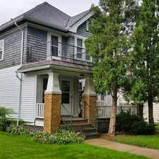 Rental info for 6126 W. Locust St. - Quiet Enderis Park 2 BR Upper Duplex in the Enderis Park area