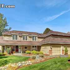 Rental info for $3650 4 bedroom House in Issaquah