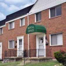 Rental info for Parkside Gardens in the Baltimore area