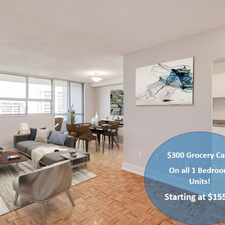 Rental info for Montgomery Mills - 24 Mabelle Ave. in the Islington-City Centre West area
