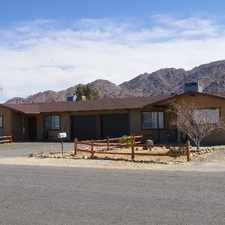 Rental info for Cactus - Furnished 2/1 With Garage & Utilities in the Twentynine Palms area