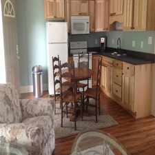 Rental info for One Bedroom In West Indianapolis in the Park Fletcher area
