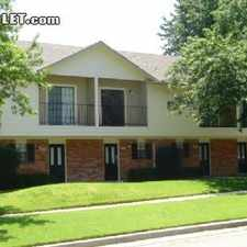 Rental info for One Bedroom In Tarrant County in the Hurst area