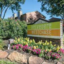 Rental info for Belvedere Westchase, The