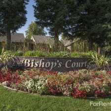 Rental info for Bishop's Court