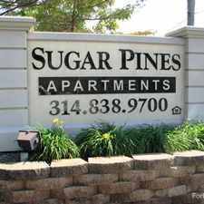 Rental info for Sugar Pines Apartments