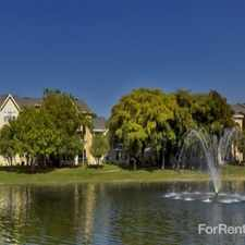 Rental info for Sienna at Vista Lake