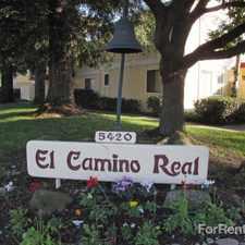 Rental info for El Camino Real Apts.