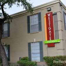 Rental info for Westgate Apartments