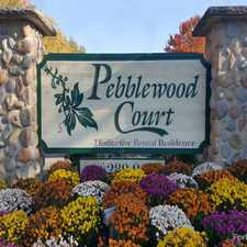 Rental info for Pebblewood Court