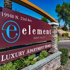 Rental info for Element Deer Valley