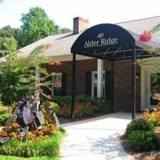 Rental info for Alder Ridge in the Winston-Salem area