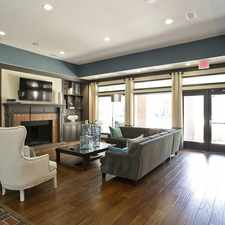 Rental info for Arrive on University in the Dallas area